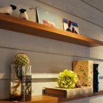 佐野の家2 飾り棚