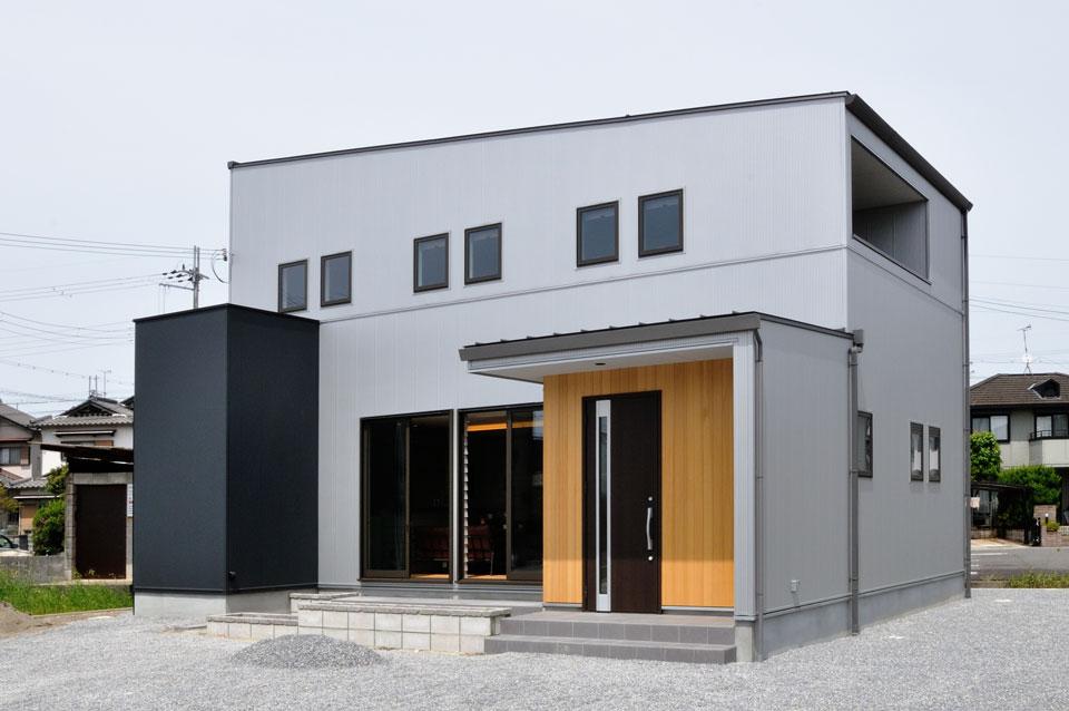 佐野の家2 外観