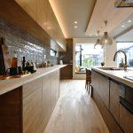 Uo Model House_キッチン